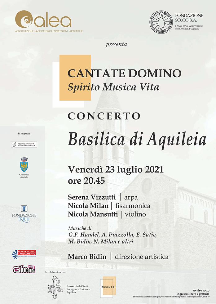 Concerto in Basilica di Aquileia