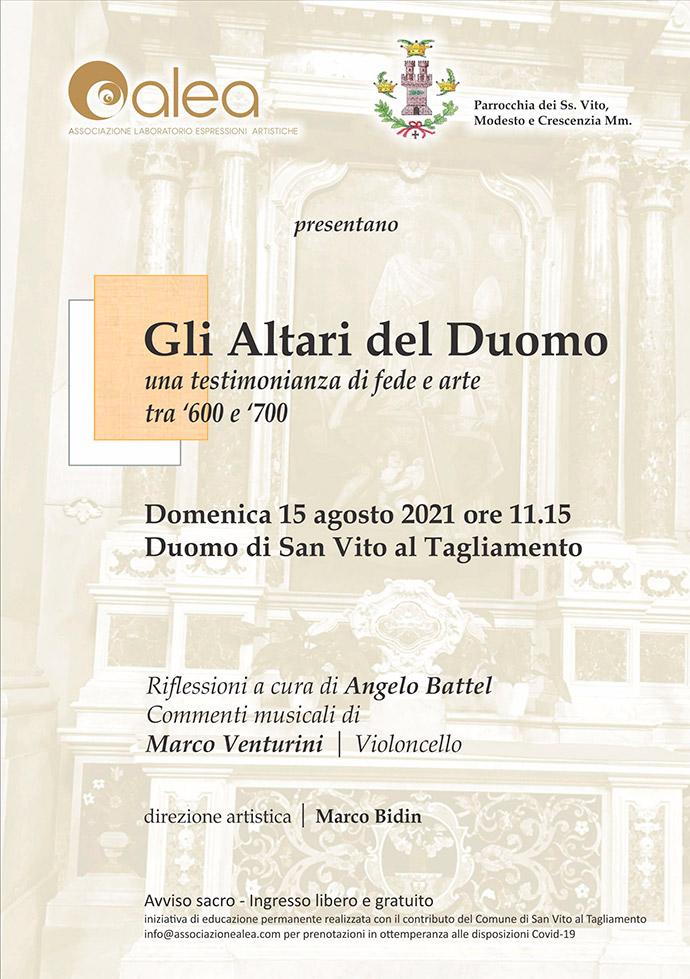 Altari del Duomo di San Vito al Tagliamento