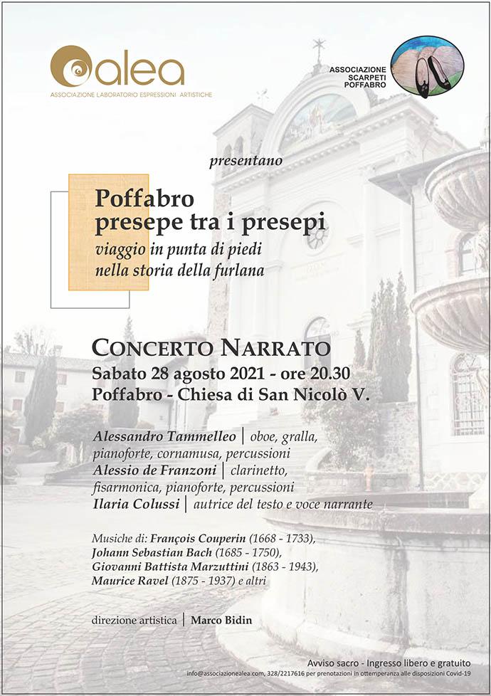 Concerto a Poffabro